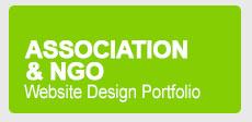 Malaysia Website Design Association & NGO Portfolio