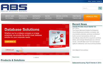 Applied Business Systems - Web Design in Malaysia