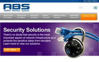 Applied Business Systems Sdn Bhd - Website Design in Malaysia
